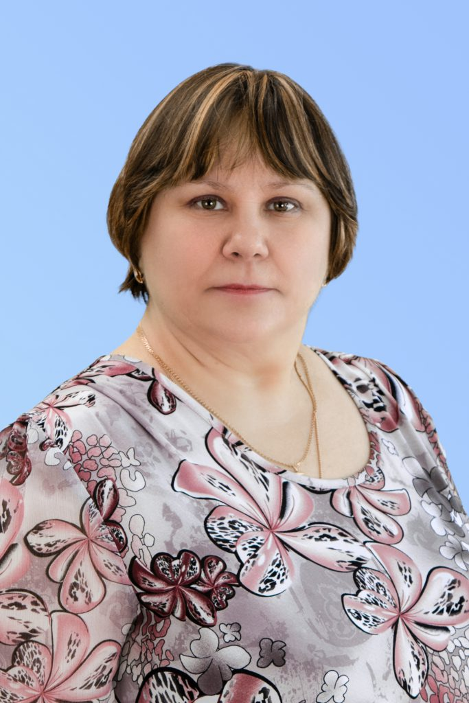 Новикова Галина Всеволодовна