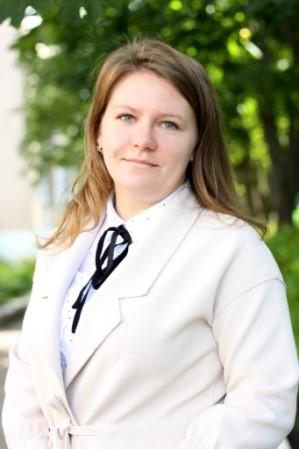 Бережнова Кристина Евгеньевна